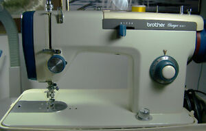 BROTHER CHARGER 661 ZIG-ZAG ALL METAL Sewing Machine