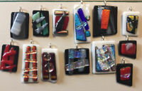 Make Your Own Fused Glass Pendants