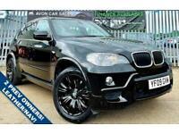 2009 BMW X5 3.0 XDRIVE30D M SPORT 5d 232 BHP AUTOMATIC! LEATHER! SAT NAV! 2 PREV