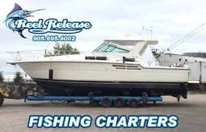 BOOK A CHARTER TODAY - REEL RELEASE FISHING