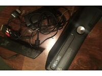 Xbox 360 and Kinect barely used