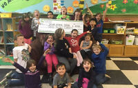 Boys and Girls Club of Riverview Gold Rush 50/50 Draw!