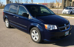 2014 Dodge Grand Caravan SE  With Only (18481 Km's)