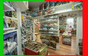 LEGO boutique unique pièces ensembles vrac ENVOI POSTAL v/VIDEO Saguenay Saguenay-Lac-Saint-Jean image 5