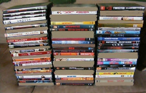 Huge Lot of DVDs for sale: Belleville Belleville Area image 1