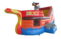 Pirate Ship Bouncy Castle Birthday Party Kids, Rental Kitchener