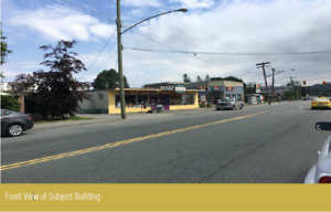 Freestanding single tenant commercial/retail building for lease