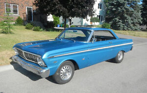 1965 FORD FALCON FUTURA 2 DOOR HARD TOP