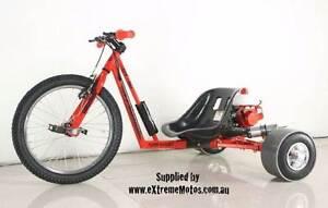 Awesome fun kids teens Motorised Drift Trike 49ccs of SLIDEWAYS! Sydney City Inner Sydney Preview