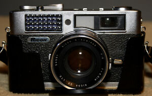 Ricoh 35mm Film Camera