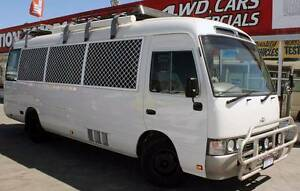 1998 TOYOTA COASTER DIESEL BUS Cannington Canning Area Preview