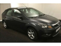 2008 FORD FOCUS 1.6 ZETEC GOOD / BAD CREDIT CAR FINANCE AVAILABLE