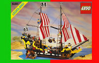 LEGO 6285 SET Black Seas Barracuda Bateau Pirate Modèle 1989