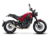 ALL NEW BENELLI LEONCINO 500 ORDER YOURS TODAY.