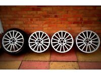 Vw Golf r32 mk4 wheels