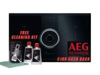AEG - Combo Hob - IDK84451IB - with £100 cash back!!