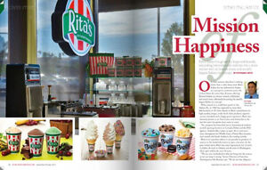 RITA'S Italian Ice - Franchise Area Development Opportunity Kingston Kingston Area image 6