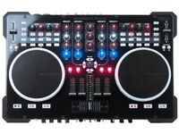 AMERICAN AUDIO VMS5 USB MIDI 4 CHANNEL PROFESSIONAL DJ CONTROLLER MIX NIGHTCLUB