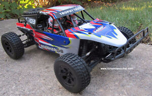 New  RC Trophy Truck  Electric 4WD 2.4G