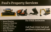 Lawncare and mowing services