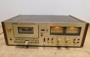 SONY Cassette Deck TC-199 SD