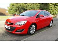 Vauxhall Astra Elite CDTi Ss 5dr DIESEL MANUAL 2013/13