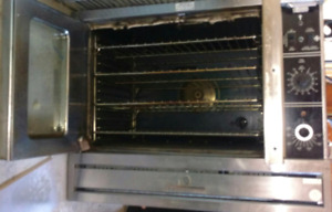Garland convection commercial oven