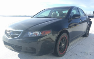 Parting out 2004 Acura TSX 200K K24 VTEC 2.4L 6-spd manual