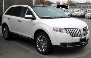 LEASE TAKEOVER 2014 Lincoln MKX FREE WINTER TIRES
