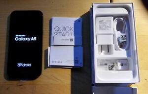 Samsung Galaxy A5 Brand New In Box (2017) model