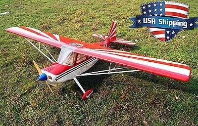 Arf Giant Scale - 96in Giant Scale 30cc-35cc Gas Super Decathlon ARF Airplane Kit