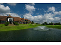 Chefs, Kitchen Assistants & Bar Staff wanted for Private Golf Club in Hertfordshire