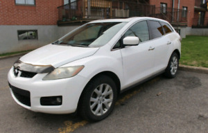 2008 Mazda CX-7 GT SUV,  leather seat, sunroof