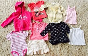 Lot of girls clothes 18mo-2T