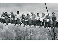 Labourer looking for job