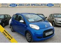2009 09 CITROEN C1 1.0 SPLASH 68 BHP * BLUE * IDEAL FIRST CAR * CHEAP TO INSURE