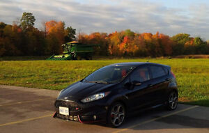 2014 Ford Fiesta ST Hatchback Hot Rod