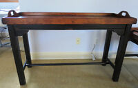 Hooker Solid Wood Sofa Table