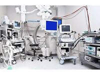 Medical equipment wanted, hospital beds x Ray