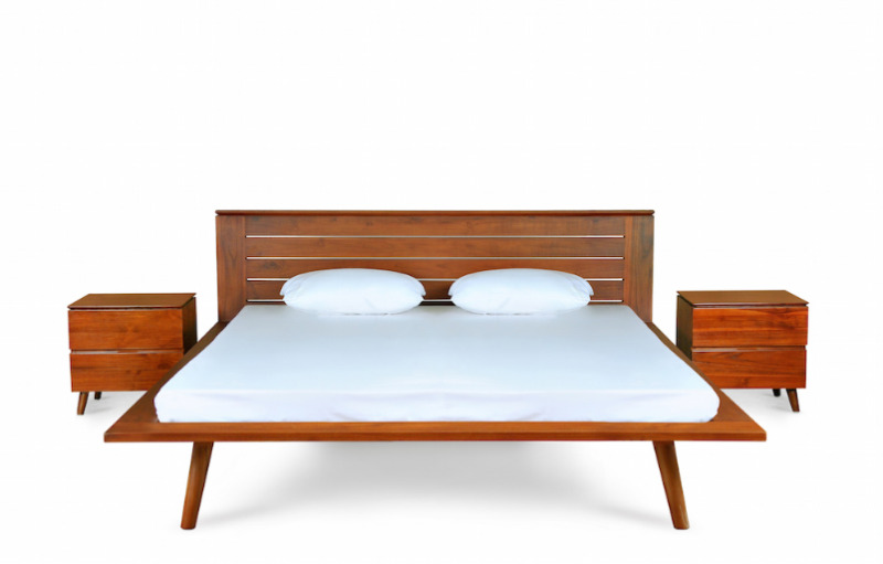 Teak Beds for Sale The Teakline Furniture