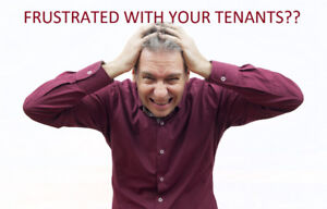 Frustrated with your Tenants? Tired of Repairing your Rental?
