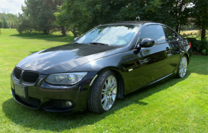 BMW 335XI coupe