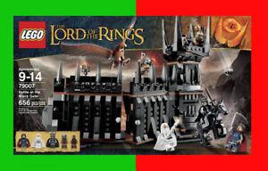 LEGO 79007 LOTR Battle at the Black Gate BRIQUES TOYS JOUETS