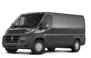 2017 RAM ProMaster 1500 Low Roof 136 in. WB