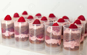 Cake Push Up Containers - Brand New - Lots Available Windsor Region Ontario image 2