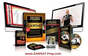 GAMSAT Prep Home Study Course by Gold Standard Melbourne CBD Melbourne City Preview