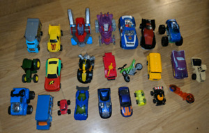 Assorted Dinkies/Vehicles