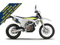 2017 HUSQVARNA 701 ENDURO ***SPECTACULAR NEW MODEL***