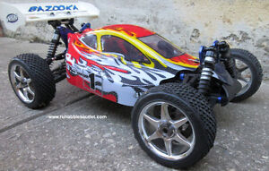 New RC Buggy/Car Brushless Electric BT9 Pro Version Bazooka Kitchener / Waterloo Kitchener Area image 6