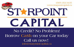 SHORT TERM TITLE LOAN -Don't Sell- Borrow CASH on your Vehicle